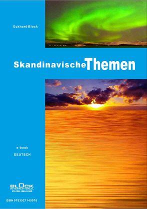 Skandinavische Themen – DE von Block,  Eckhard