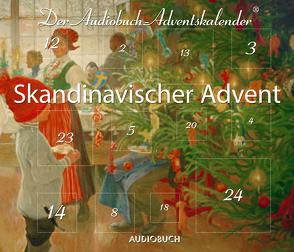 Skandinavischer Advent – Der Audiobuch-Adentskalender von Diverse, Rysopp,  Beate, Stieren,  Frank