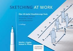 Sketching at work von Eppler,  Martin J., Pfister,  Roland A.