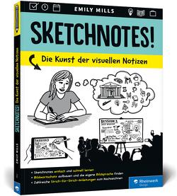 Sketchnotes! von Mills,  Emily