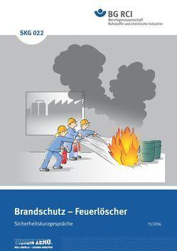 SKG 022 Brandschutz – Feuerlöscher