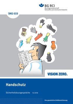 SKG 033 Sicherheitskurzgespräch Handschutz