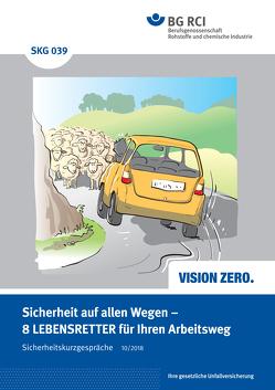 SKG 039 – 8 Lebensretter für Ihren Arbeitsweg
