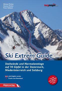 Ski Extrem Guide von Kolland,  Peter, Pichler,  Hannes, Pichler,  Michael