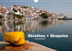 Skiathos + Skopelos (Wandkalender 2020 DIN A4 quer) von Schickert,  Peter