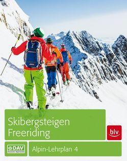 Skibergsteigen – Freeriding von DAV, Geyer,  Peter, Mersch,  Jan, Semmel,  Chris