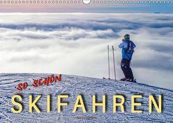 Skifahren – so schön (Wandkalender 2019 DIN A3 quer) von Roder,  Peter