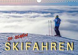 Skifahren – so schön (Wandkalender 2019 DIN A4 quer) von Roder,  Peter