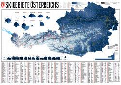 Skigebiete Österreichs von Bragin,  Lana, Spiegel,  Stefan