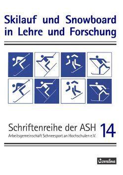Skilauf und Snowboard in Lehre und Forschung (14) von Schoder,  Gustav