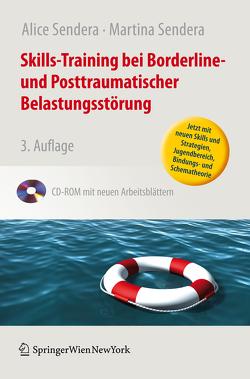 Skills-Training bei Borderline- und Posttraumatischer Belastungsstörung von Sendera,  Alice, Sendera,  Martina