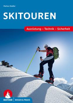 Skitouren von Stadler,  Markus