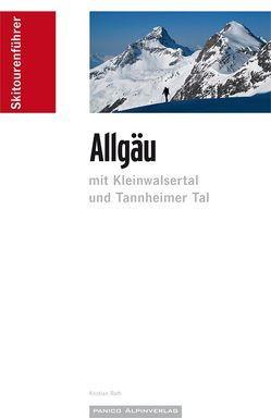 Skitourenführer Allgäu von Rath,  Kristian