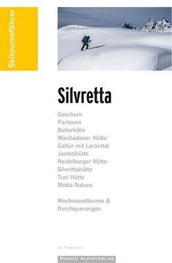 Skitourenführer Silvretta von Piepenstock,  Jan