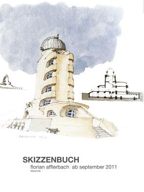 Skizzenbuch – Florian Afflerbach – ab September 2011 von Schäpers,  Martin