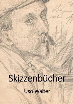 Skizzenbücher von Walter,  Uso
