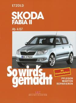 Skoda Fabia II ab 4/07 von Etzold,  Rüdiger