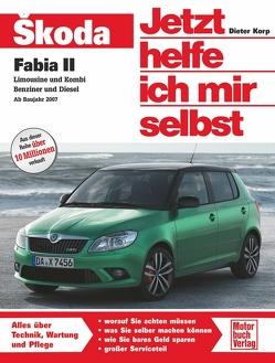 Skoda Fabia II Limousine und Kombi viertürig / Benziner und Diesel von Korp,  Dieter