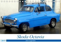 Skoda Octavia – Auto-Legenden (Tischkalender 2019 DIN A5 quer) von von Loewis of Menar,  Henning