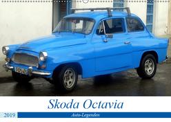 Skoda Octavia – Auto-Legenden (Wandkalender 2019 DIN A2 quer) von von Loewis of Menar,  Henning