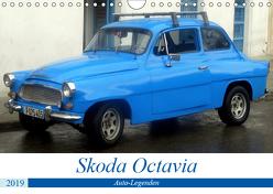 Skoda Octavia – Auto-Legenden (Wandkalender 2019 DIN A4 quer) von von Loewis of Menar,  Henning