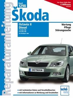 Skoda Octavia II Combi, Diesel Modelljahre 2004/2005