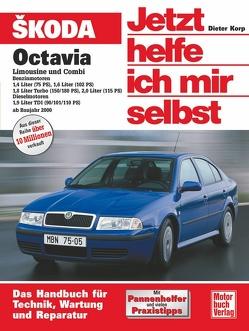 Skoda Octavia Limousine und Combi von Althaus-Fichtmüller,  Rainer