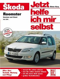 Skoda Roomster von Korp,  Dieter