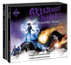 Skulduggery Pleasant – Apokalypse, Wow! von Höfker,  Ursula, Landy,  Derek, Strecker,  Rainer