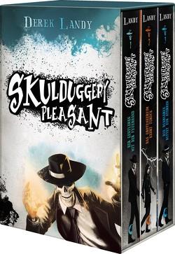 Skulduggery Pleasant, Bände 1-3 von Höfker,  Ursula, Landy,  Derek