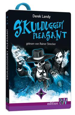 Skulduggery Pleasant – Folge 3 und 4 von Landy,  Derek, Strecker,  Rainer