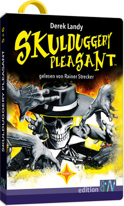Skulduggery Pleasant – Folge 5 und 6 von Landy,  Derek, Strecker,  Rainer