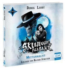 Skulduggery Pleasant – Mitternacht von Höfker,  Ursula, Landy,  Derek, Strecker,  Rainer