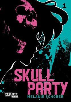 Skull Party 1 von Schober,  Melanie