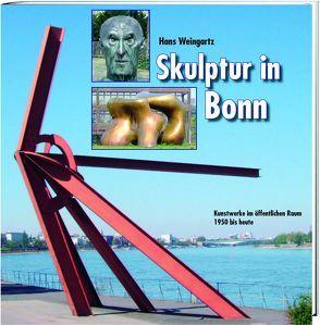 Skulptur in Bonn von Weingartz,  Hans