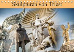 Skulpturen von Triest (Tischkalender 2020 DIN A5 quer) von Gross,  Viktor
