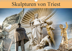 Skulpturen von Triest (Wandkalender 2020 DIN A3 quer) von Gross,  Viktor
