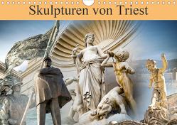 Skulpturen von Triest (Wandkalender 2020 DIN A4 quer) von Gross,  Viktor