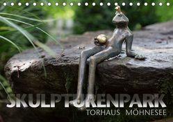 SKULPTURENPARK TORHAUS (Tischkalender 2019 DIN A5 quer) von Maertens,  Bernd