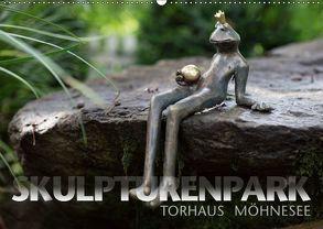 SKULPTURENPARK TORHAUS (Wandkalender 2019 DIN A2 quer) von Maertens,  Bernd