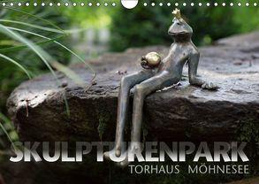 SKULPTURENPARK TORHAUS (Wandkalender 2019 DIN A4 quer) von Maertens,  Bernd