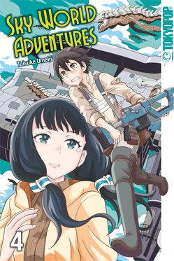 Sky World Adventures 04 von Umeki,  Taisuke