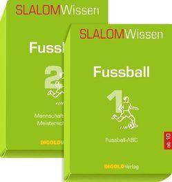 SLALOMWissen – Fussball Bundle von Huber,  René