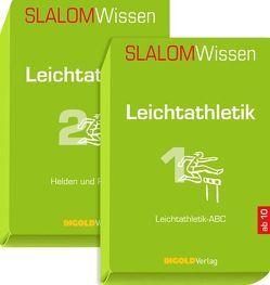 SLALOMWissen – Leichtathletik Bundle von Huber,  René