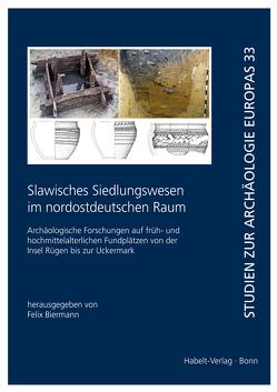 Slawisches Siedlungswesen im nordostdeutschen Raum von Biermann,  Felix