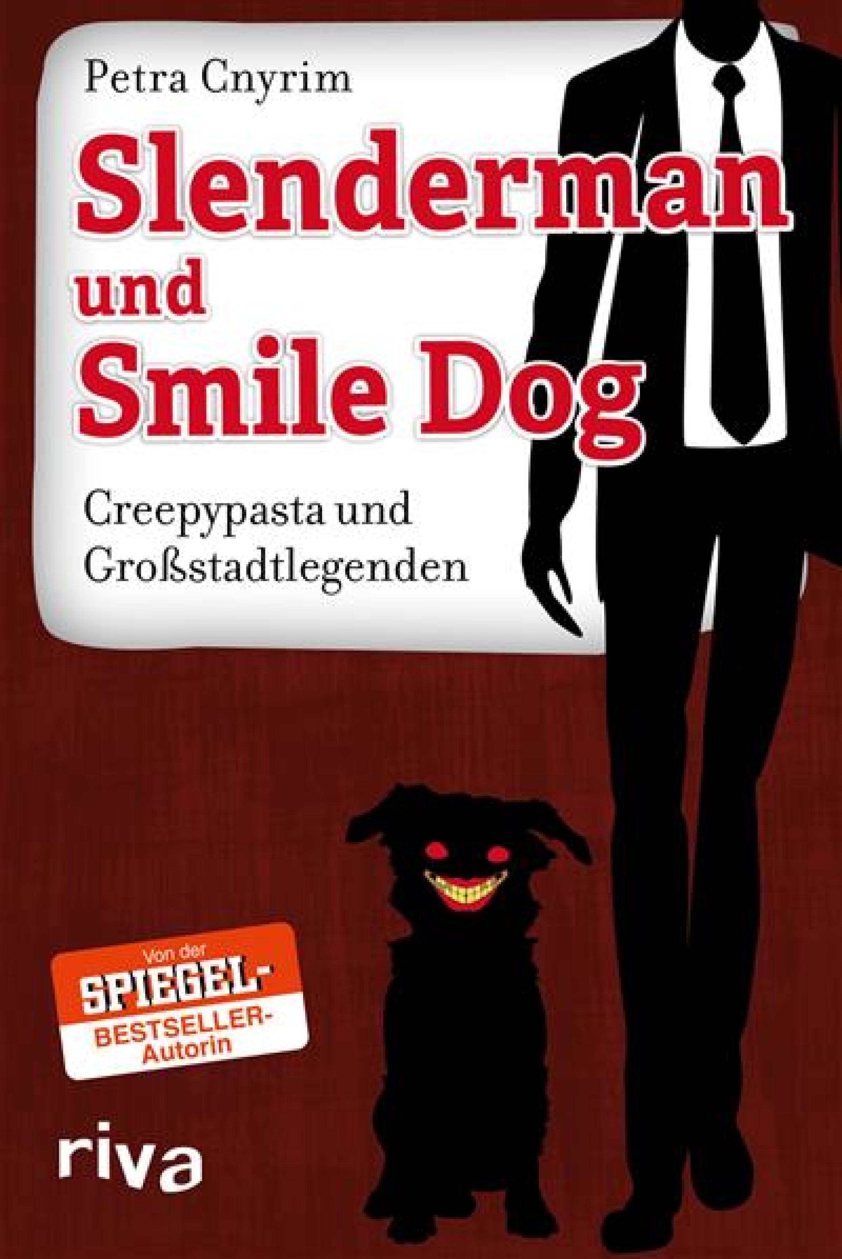 Slenderman Und Smile Dog Von Cnyrim Petra Creepypasta Und Großstadt