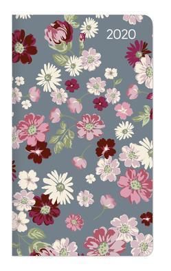 Slimtimer Blütenmeer 2020 – Taschenplaner – Taschenkalender (9 x 16) – Weekly – 128 Seiten – Terminplaner – Notizbuch von ALPHA EDITION