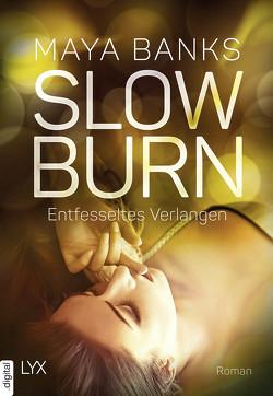 Slow Burn – Entfesseltes Verlangen von Banks,  Maya, Lüdemann,  Britta