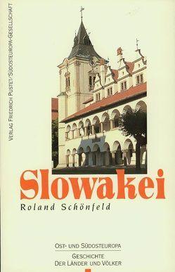 Slowakei von Glassl,  Horst, Schönfeld,  Roland, Völkl,  Ekkehard
