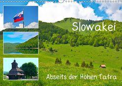 Slowakei – Abseits der Hohen Tatra (Wandkalender 2019 DIN A3 quer) von Plastron Pictures,  Lost